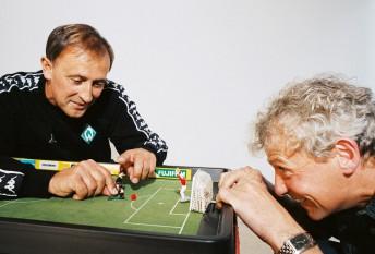 IN DER PRATSCH, #4, Dieter Burdenski und Hannes Kau