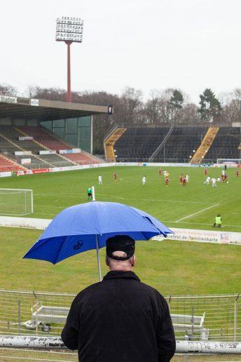 FußballFanFotos, KFC Uerdingen - VFL Bochum II, Grotenburg Stadion