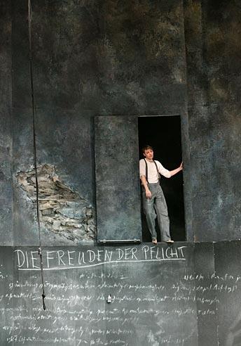 Theater Aachen, Deutschstunde