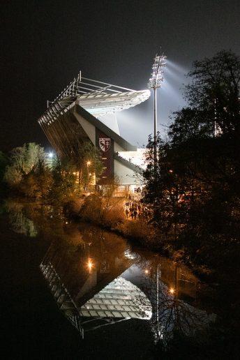 FußballFanFotos, FC Metz – Red Star FC, Stade Saint-Symphorien in Metz, Frankreich