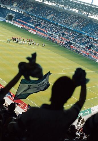 11Freunde, #45, MSV Duisburg - Wacker Burghausen, Wedaustadion