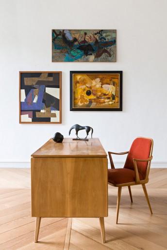 Kunsthaus NRW Kornelimünster, büro komplex