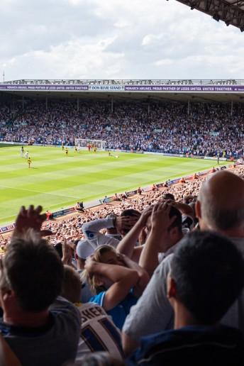 FußballFanFotos, Leeds United - Brighton and Hove Albion, Elland Road in Leeds, England