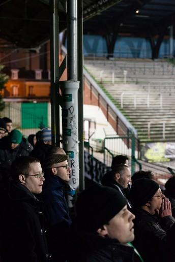 FußballFanFotos, Red Star FC – Paris FC, Stade Bauer in St. Ouen bei Paris