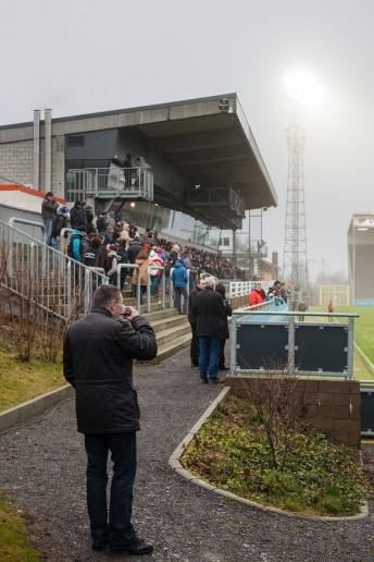 FußballFanFotos, KAS Eupen – Lommel United, Kehrwegstadion in Eupen, Belgien