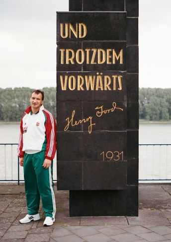 11Freunde, #36, Csaba Laszlo