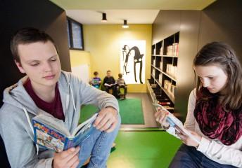 ZLB — Zentral- und Landesbibliothek Berlin, KiJuBi (Kinder- und Jugendbibliothek)