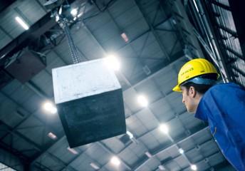 Siemens Power Generation, Arbeitssicherheit, Plakatmotiv