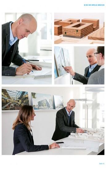 Landmarken AG, Imagebroschüre | Anne Bissels - Büro für Gestaltung und Katharina Jaeger Kommunikationsdesign
