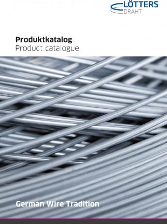 Lötters Draht, Produktkatalog | 6grad51 design