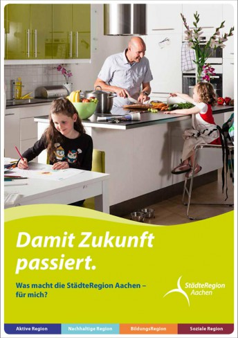 Städteregion Aachen, Informationsbroschüre | Power+Radach