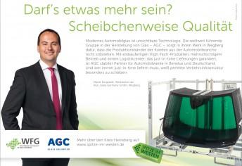 Wirtschaftsförderungsgesellschaft für den Kreis Heinsberg, Kampagnenmotiv | Power+Radach