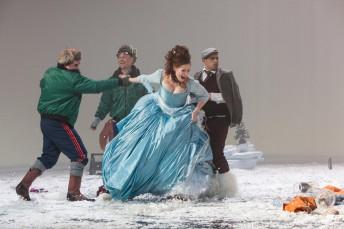 Theater Aachen, Prinzessin im Eis